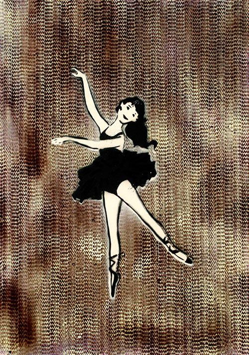 c.mank - Dancer #20