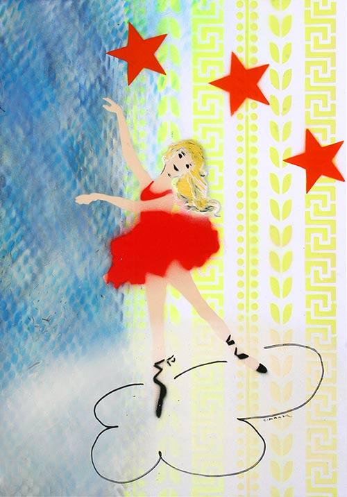 c.mank -   Dancer #29 #StorageWorld