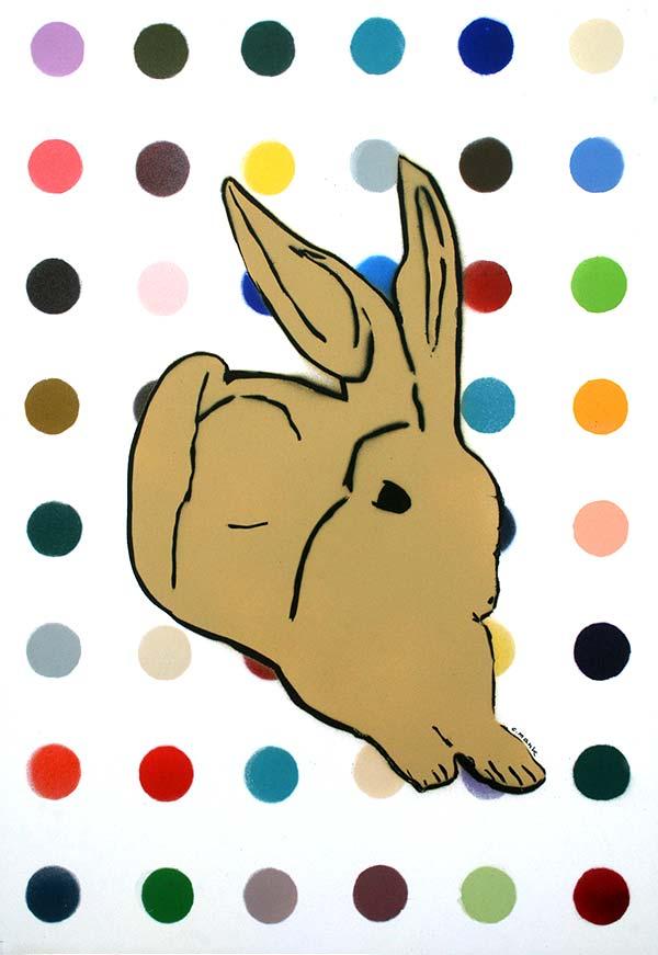 c.mank -     Hase #6 | Rabbit #6
