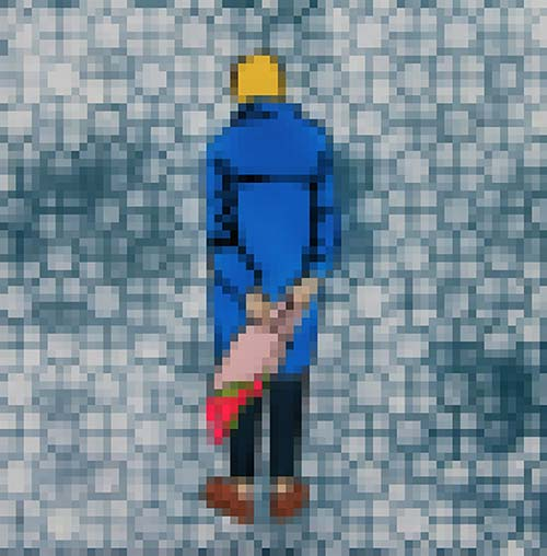 c.mank - Mosaik #19 Sample   Mosaic #19 #Sample