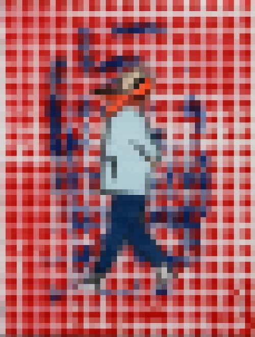 c.mank - Mosaik #5 #Aussichten | Mosaic #5 #Views