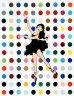 Dancer #40 - 2018 - Acryl/ Acryllack auf Leinwand - 120 x 100 cm